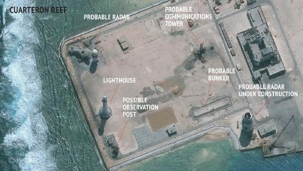Việt Nam phản đối Trung Quốc quân sự hóa Biển Đông - ảnh 2