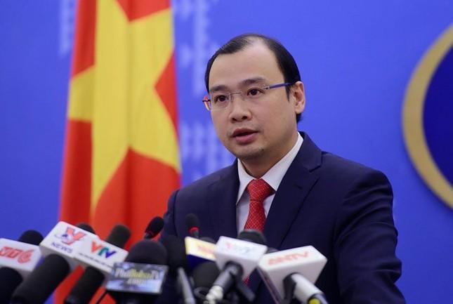 Việt Nam phản đối Trung Quốc quân sự hóa Biển Đông - ảnh 1