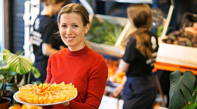 Thú vị siêu thị bán đồ… ế hút khách tại Đan Mạch - ảnh 2