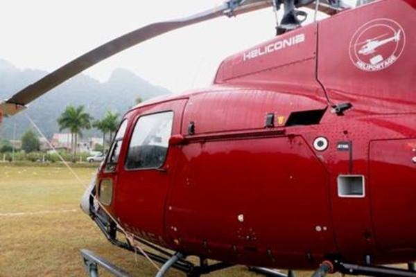 Cận cảnh máy bay rơi ở phim trường King Kong 2 tại Quảng Bình - ảnh 5