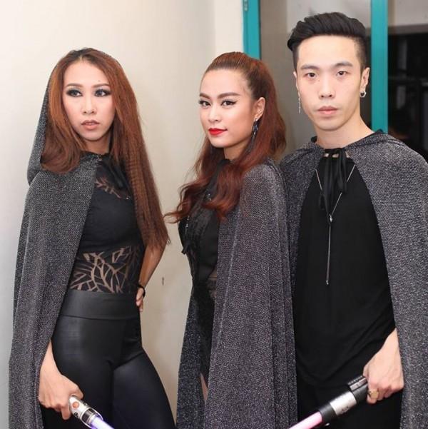 Lộ lý do khiến Hoàng Thùy Linh dừng cuộc chơi 'The Remix 2016' - ảnh 2