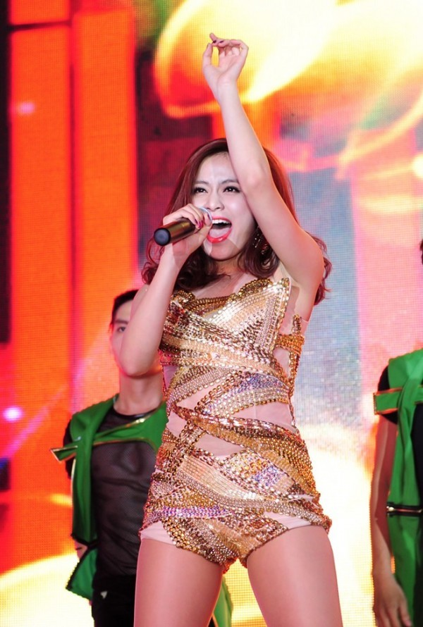 Lộ lý do khiến Hoàng Thùy Linh dừng cuộc chơi 'The Remix 2016' - ảnh 3
