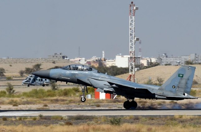Chiến đấu cơ Saudi Arabia đến Thổ Nhĩ Kỳ chống Assad? - ảnh 1