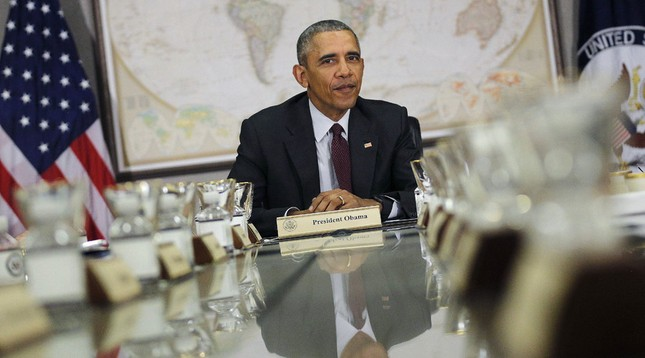 Obama: Ngừng bắn hy vọng chấm dứt 'chiến tranh ủy nhiệm' ở Syria - ảnh 1