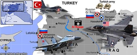Đằng sau thỏa thuận ngừng bắn là kịch bản 'chia cắt' Syria? - ảnh 2