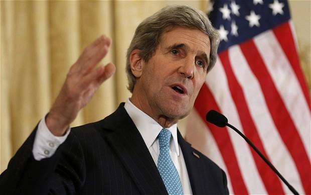 Ngoại trưởng Mỹ: Cần 30.000 binh sĩ để thiết lập vùng đệm ở Syria - ảnh 1