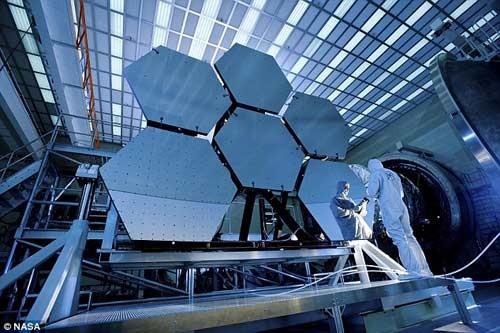 NASA phát triển siêu kính viễn vọng nhìn về quá khứ 13 tỷ năm - ảnh 2