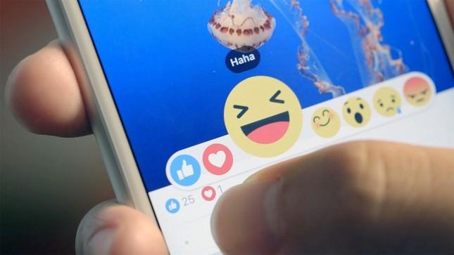 Hôm nay, cư dân Facebook Việt được bấm nút hỉ, nộ, ái, ố - ảnh 1