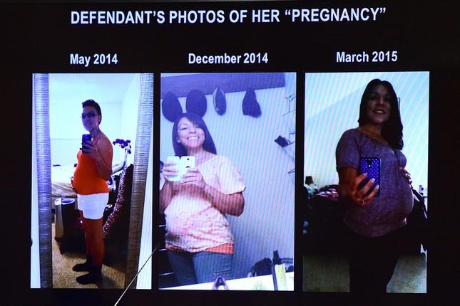 Người phụ nữ ác độc rạch bụng bà bầu 7 tháng để cướp em bé - ảnh 2