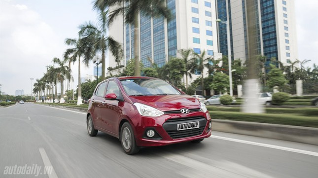 'Đánh bại' Vios, Grand i10 giành top 1 ô tô bán chạy nhất VN - ảnh 2