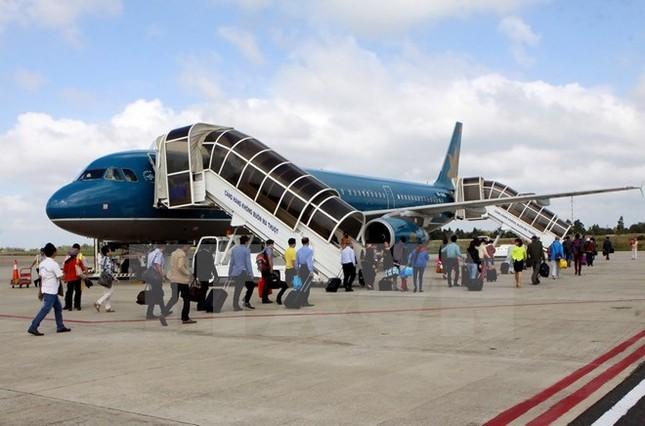Tất cả các hãng hàng không giảm giá vé theo giá nhiên liệu - ảnh 1