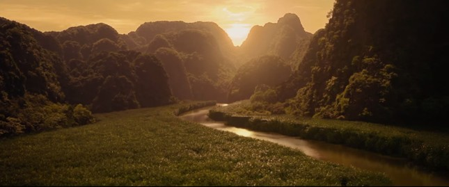 Ngỡ ngàng cảnh đẹp Việt Nam trong phim Hollywood - ảnh 2