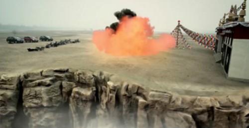 Dở khóc dở cười với những 'hạt sạn' gây 'sốt' trong phim Hoa ngữ - ảnh 8