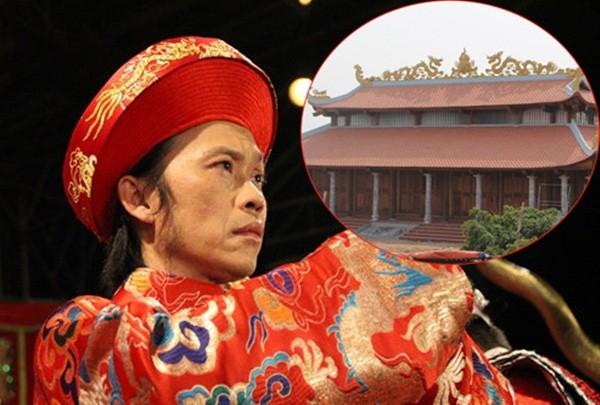 Hoài Linh phải nộp phạt 20 tỉ đồng nếu tiếp tục xây đền thờ Tổ? - ảnh 1