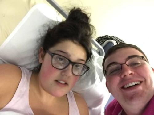 Cô gái suýt chết vì quên băng vệ sinh trong cơ thể 9 ngày - ảnh 2