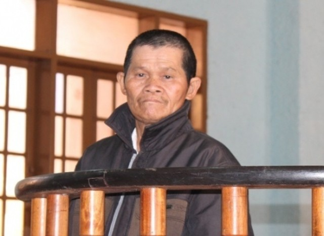 Ông lão 70 tuổi ba lần liên tiếp hiếp dâm trẻ em hàng xóm - ảnh 1