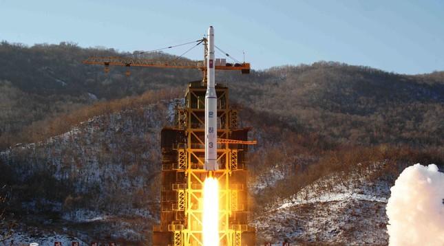 Triều Tiên tiết lộ kế hoạch phóng vệ tinh cho Liên Hợp Quốc - ảnh 1