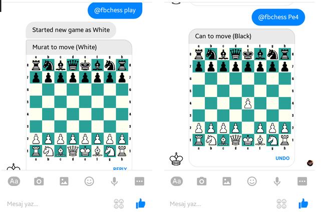 Facebook ra mắt tính năng chơi cờ vua ngay trên cửa sổ chat - ảnh 1