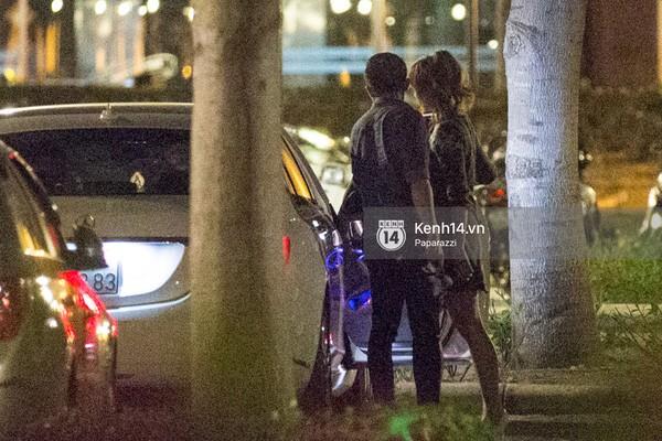 Trấn Thành và Hari Won hôn nhau say đắm giữa đêm - ảnh 2