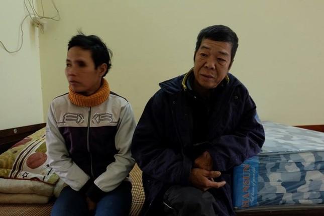 Ấm áp Tết của người vô gia cư tại KTX các trường ĐH - ảnh 1