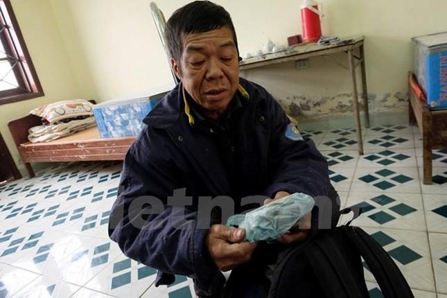Ấm áp Tết của người vô gia cư tại KTX các trường ĐH - ảnh 2
