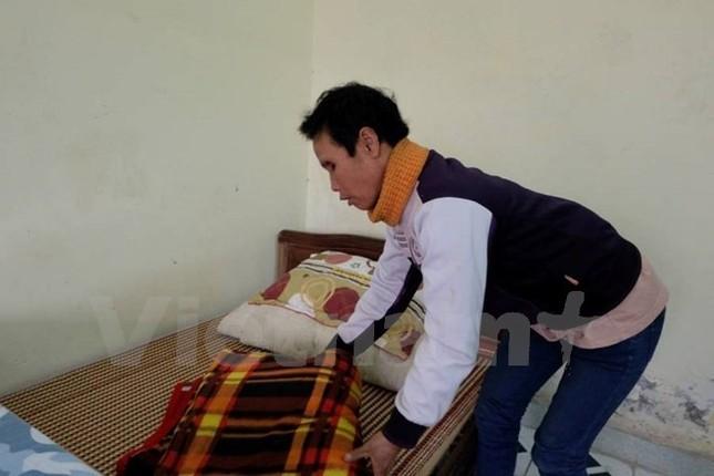 Ấm áp Tết của người vô gia cư tại KTX các trường ĐH - ảnh 3