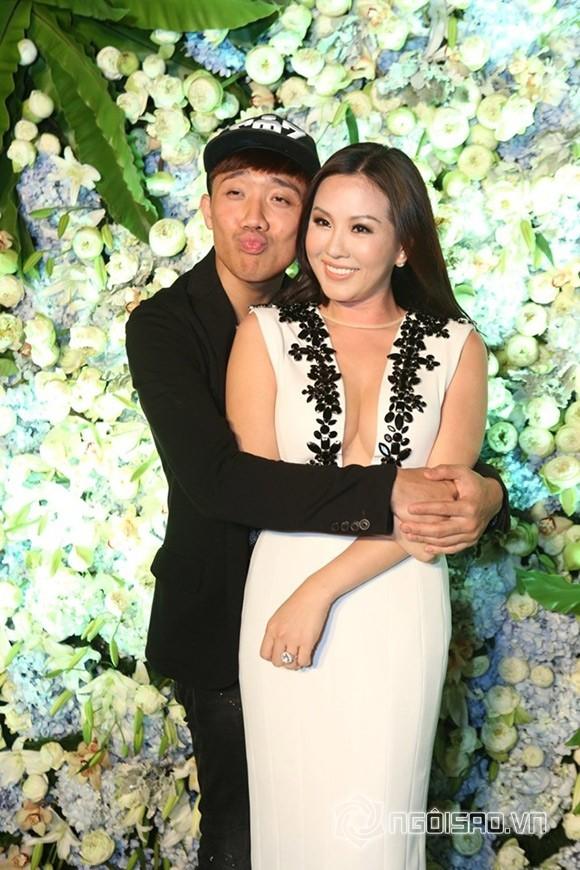 Hoa hậu Thu Hoài ủng hộ chuyện tình của Trấn Thành - Hari Won - ảnh 2