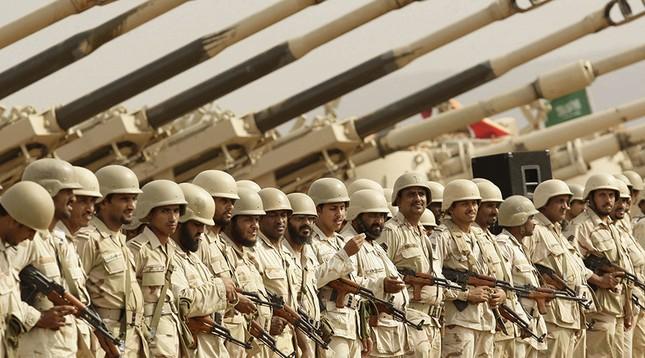 Saudi Arabia sẵn sàng điều bộ binh sang Syria tham chiến - ảnh 1