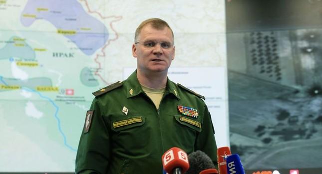 Nga 'tố' Thổ Nhĩ Kỳ có ý định xâm lược quân sự ở Syria - ảnh 1