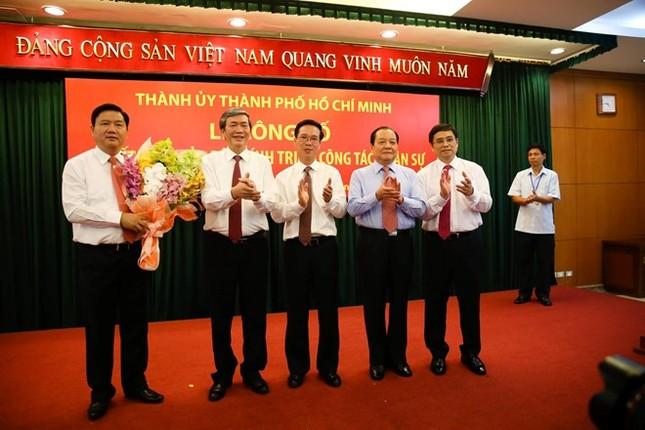 Ông Đinh La Thăng làm Bí thư Thành ủy TP.HCM  - ảnh 1
