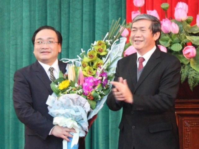 Phân công chức danh 7 Ủy viên Bộ Chính trị, Ban Bí thư khóa XII - ảnh 1