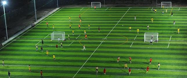 Sự thật về việc chơi bóng trên sân cỏ nhân tạo bị ung thư - ảnh 4