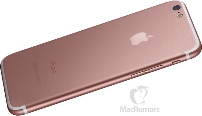 Chiêm ngưỡng bản dựng hoàn chỉnh đầu tiên của iPhone 7 - ảnh 2