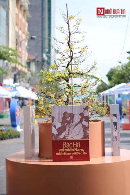 Đường hoa Nguyễn Huệ ngập tràn sắc xuân ngày khai hội - ảnh 25