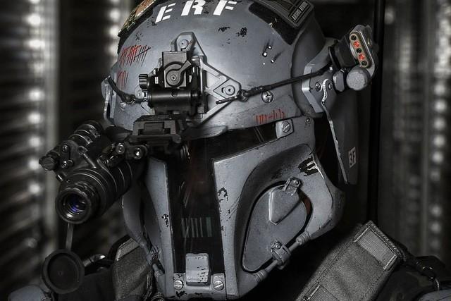 Áo giáp trong phim viễn tưởng sắp thành sự thật - ảnh 1