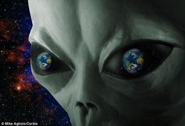 Người ngoài hành tinh sẽ dễ dàng thống trị loài người - ảnh 1