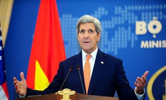 Ngoại trưởng Mỹ chúc Tết Nguyên đán 2016 - ảnh 1