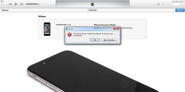 iPhone thành 'cục gạch' nếu tự ý sửa nút Home - ảnh 1