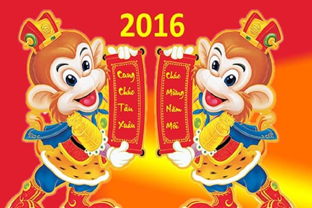 Những câu chúc tết hay và ý nghĩa nhất cho năm mới 2016 - ảnh 2