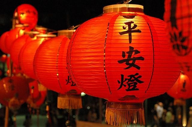 Con số và màu sắc may mắn theo quan niệm Trung Quốc - ảnh 1