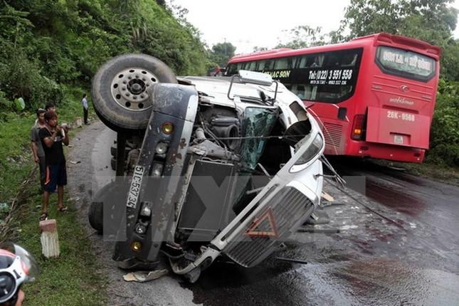 21 người chết vì tai nạn giao thông ngày mùng 1 Tết Bính Thân - ảnh 1