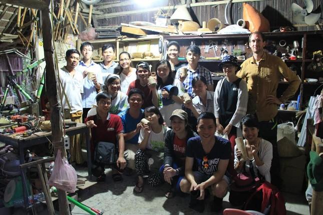 Xe đạp tre Việt: Hàng hiệu 100 triệu của tay chơi EU - ảnh 4