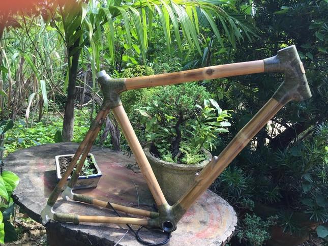 Xe đạp tre Việt: Hàng hiệu 100 triệu của tay chơi EU - ảnh 11