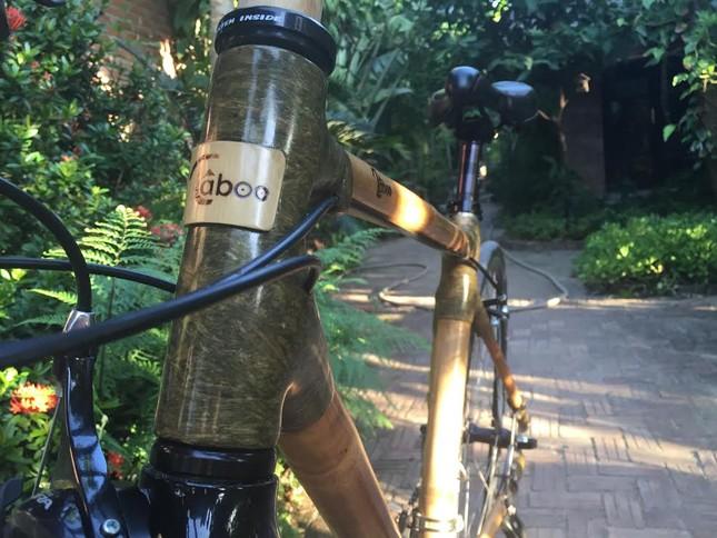 Xe đạp tre Việt: Hàng hiệu 100 triệu của tay chơi EU - ảnh 2