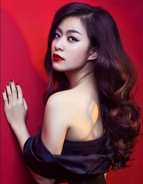 Hoàng Thùy Linh - mỹ nhân nóng bỏng nhất Vpop dù chỉ cao 1m60 - ảnh 2