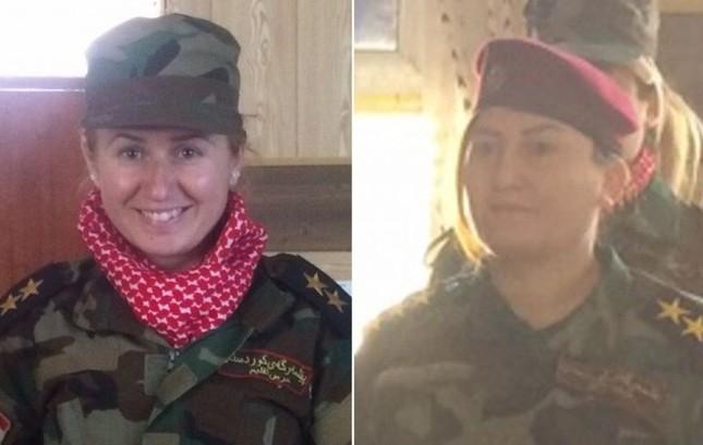 Đội quân nô lệ tình dục IS trả thù nhóm khủng bố - ảnh 1