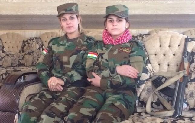 Đội quân nô lệ tình dục IS trả thù nhóm khủng bố - ảnh 2