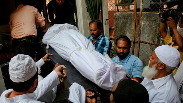 Ấn Độ: Người đàn ông giết hại 14 người thân, treo cổ tự vẫn - ảnh 1