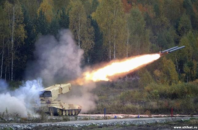 6 vũ khí Nga khiến IS tháo chạy tan tác tại Syria - ảnh 6