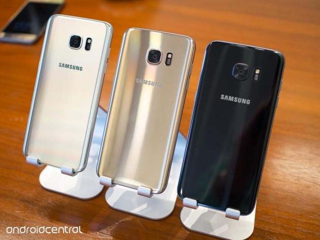 Giá bán và ngày lên kệ của bộ đôi Galaxy S7 và S7 edge tại VN - ảnh 1